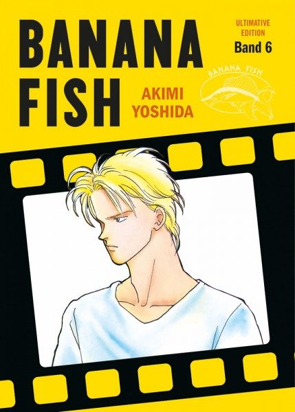 Banana Fish - Ultimative Edition 6 Cover