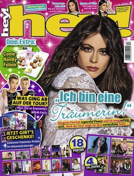 hey! Magazin 13/18