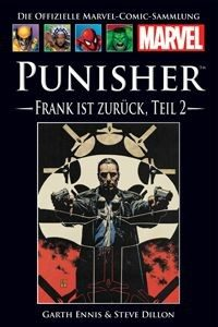 Hachette Marvel Collection 32 - Punisher - Frank ist zurück, Teil II
