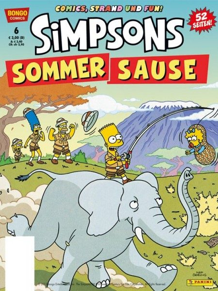Simpsons Sommer Sause 6