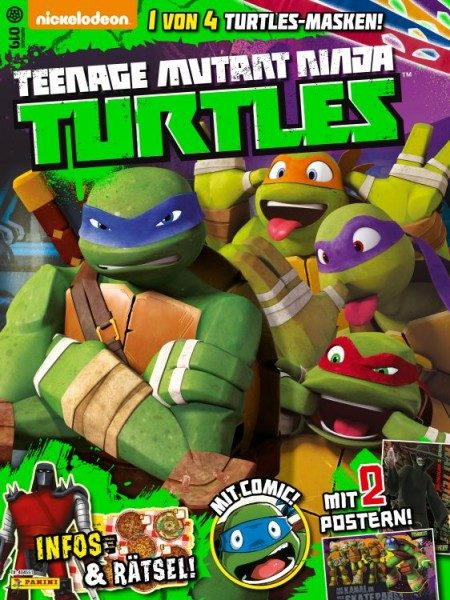 Teenage Mutant Ninja Turtles - Magazin 19