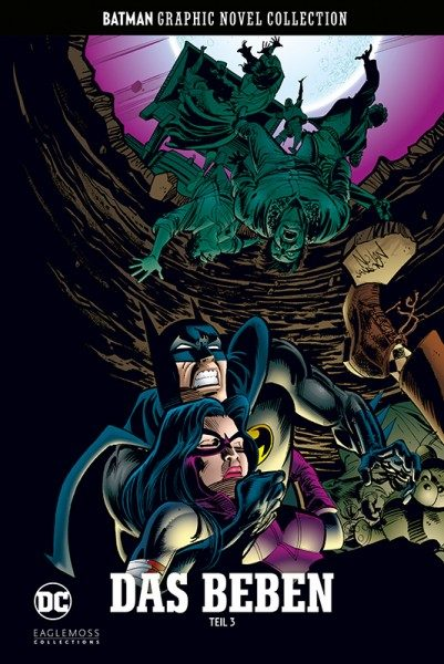 Batman Graphic Novel Collection 56 - Das Beben - Teil 3 Cover