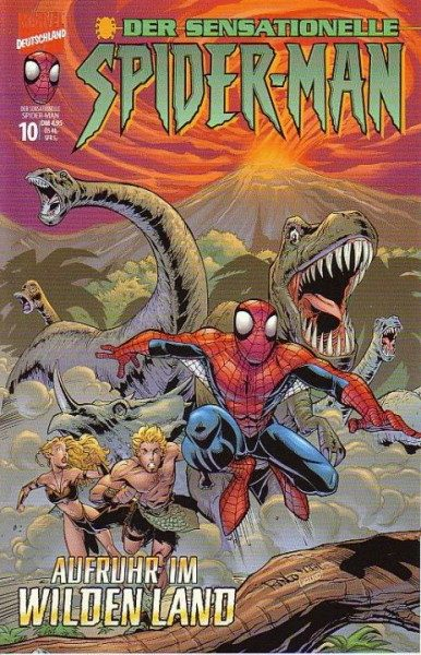Der sensationelle Spider-Man 10