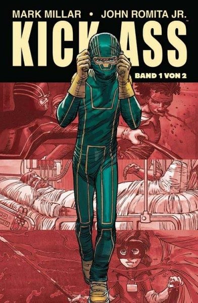 Kick-Ass 1 - Band 1