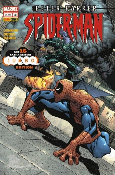 Peter Parker - Spider-Man 31