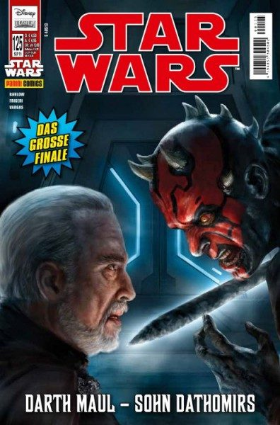 Star Wars 125 - Darth Maul - Sohn Dathomirs