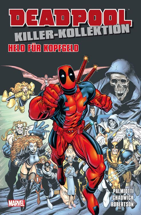 Deadpool Killer-Kollektion 11 - Held...