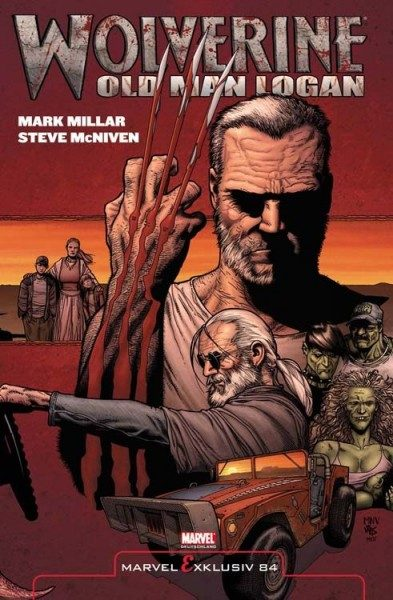 Marvel Exklusiv 84 - Old Man Logan
