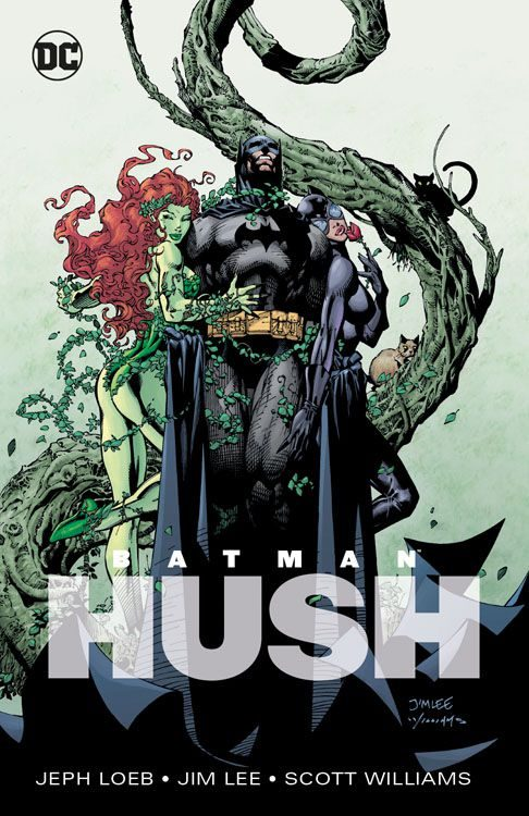 Batman - Hush 1 Hardcover