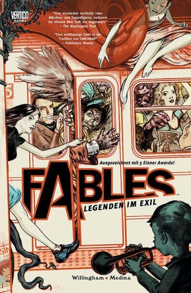 Fables 1 - Legenden im Exil