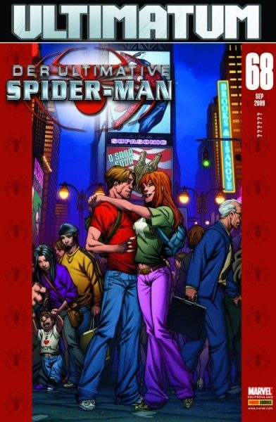 Der ultimative Spider-Man 68