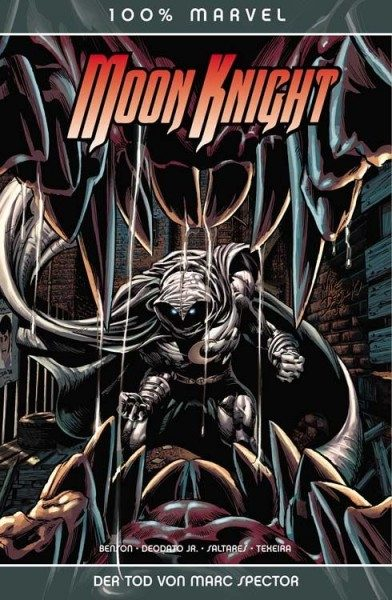 100% Marvel 47 - Moon Knight 4
