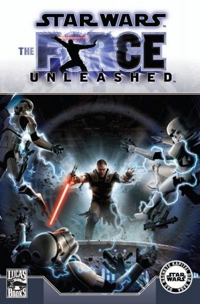 Star Wars Sonderband 45 - The Force Unleashed