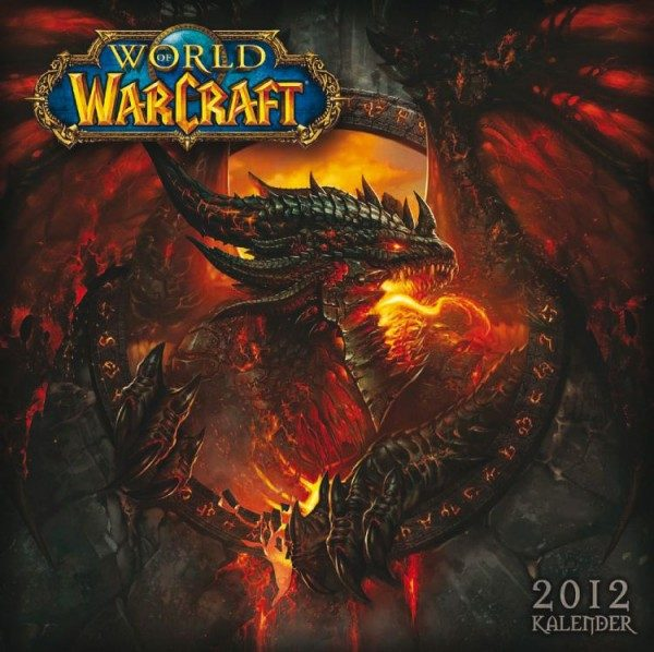 World of Warcraft - Wandkalender (2012)