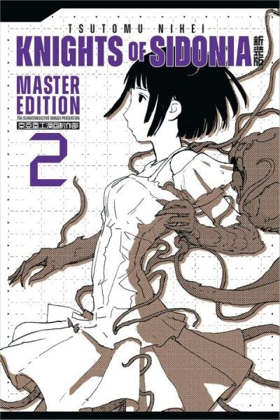 Knights of Sidonia - Master Edition 2 Cover