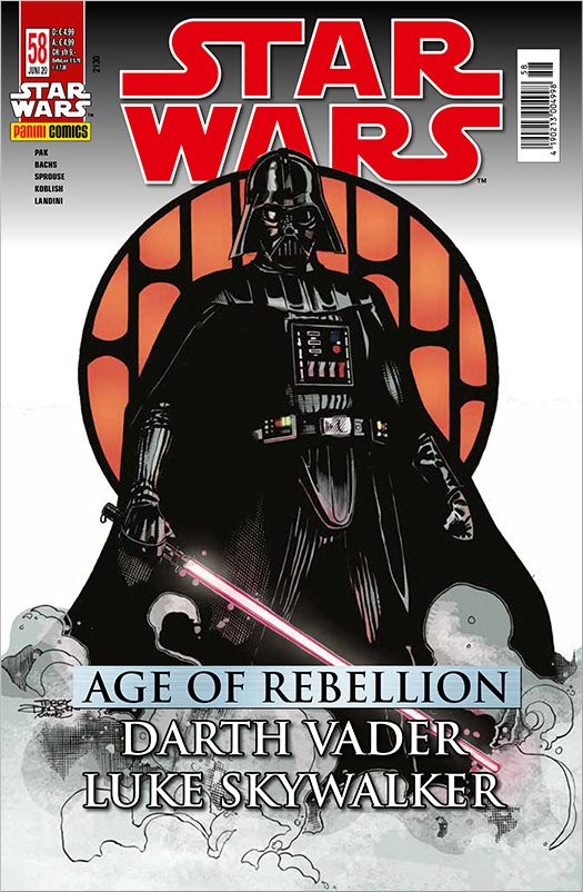 Star Wars 58 - Age of Rebellion -...