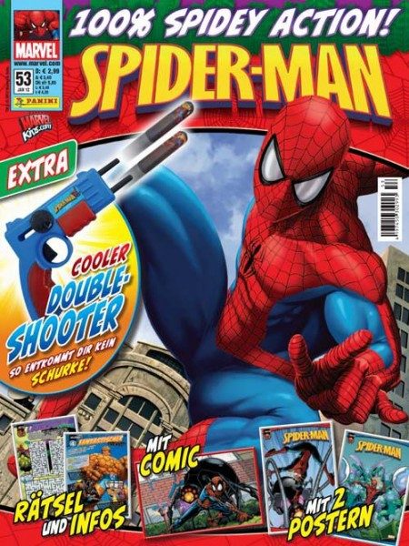 Spider-Man Magazin 53