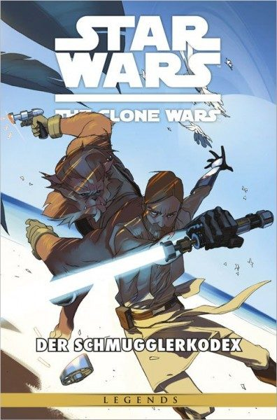 Star Wars: The Clone Wars 16 - Der Schmugglerkodex