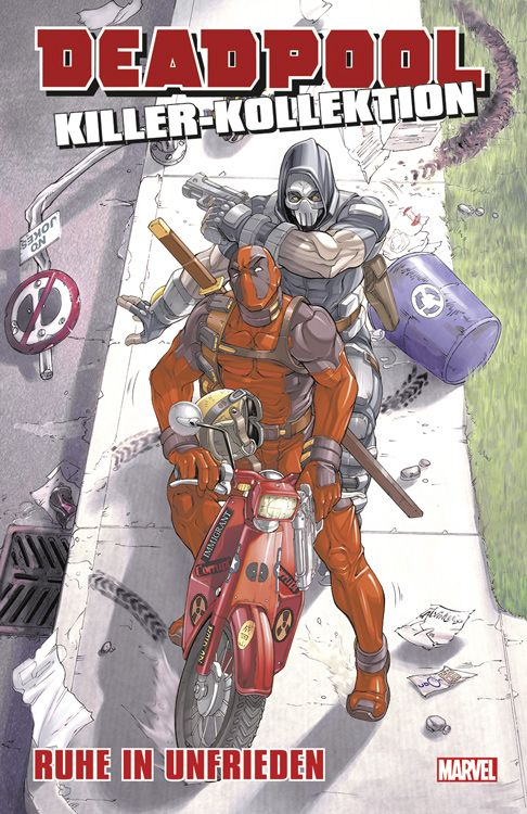 Deadpool Killer-Kollektion 14 - Ruhe...