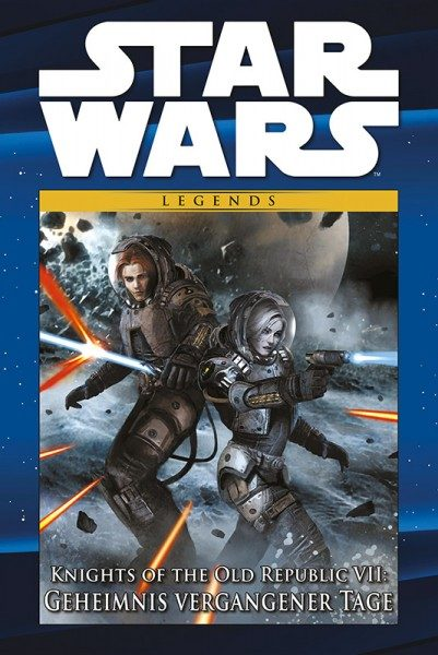 Star Wars Comic-Kollektion 109 Knights of the Old Republic VII - Geheimnis vergangener Tage Cover