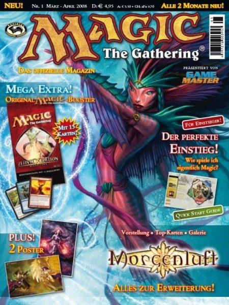 Magic - The Gathering - Magazin 1