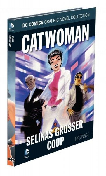 Eaglemoss DC-Collection 29 - Catwoman - Selina Grosser Coup
