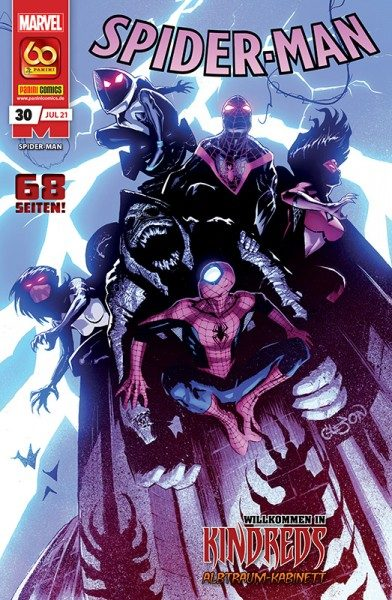 Spider-Man 30 Cover