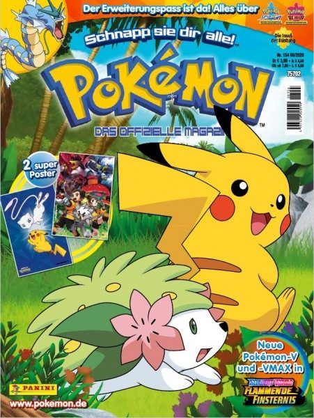 Pokémon Magazin 154 Cover