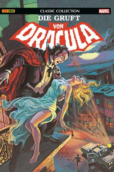 Die Gruft von Dracula - Classic Collection 3 Cover