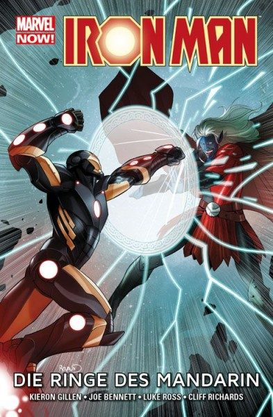 Marvel Now! - Iron Man 5