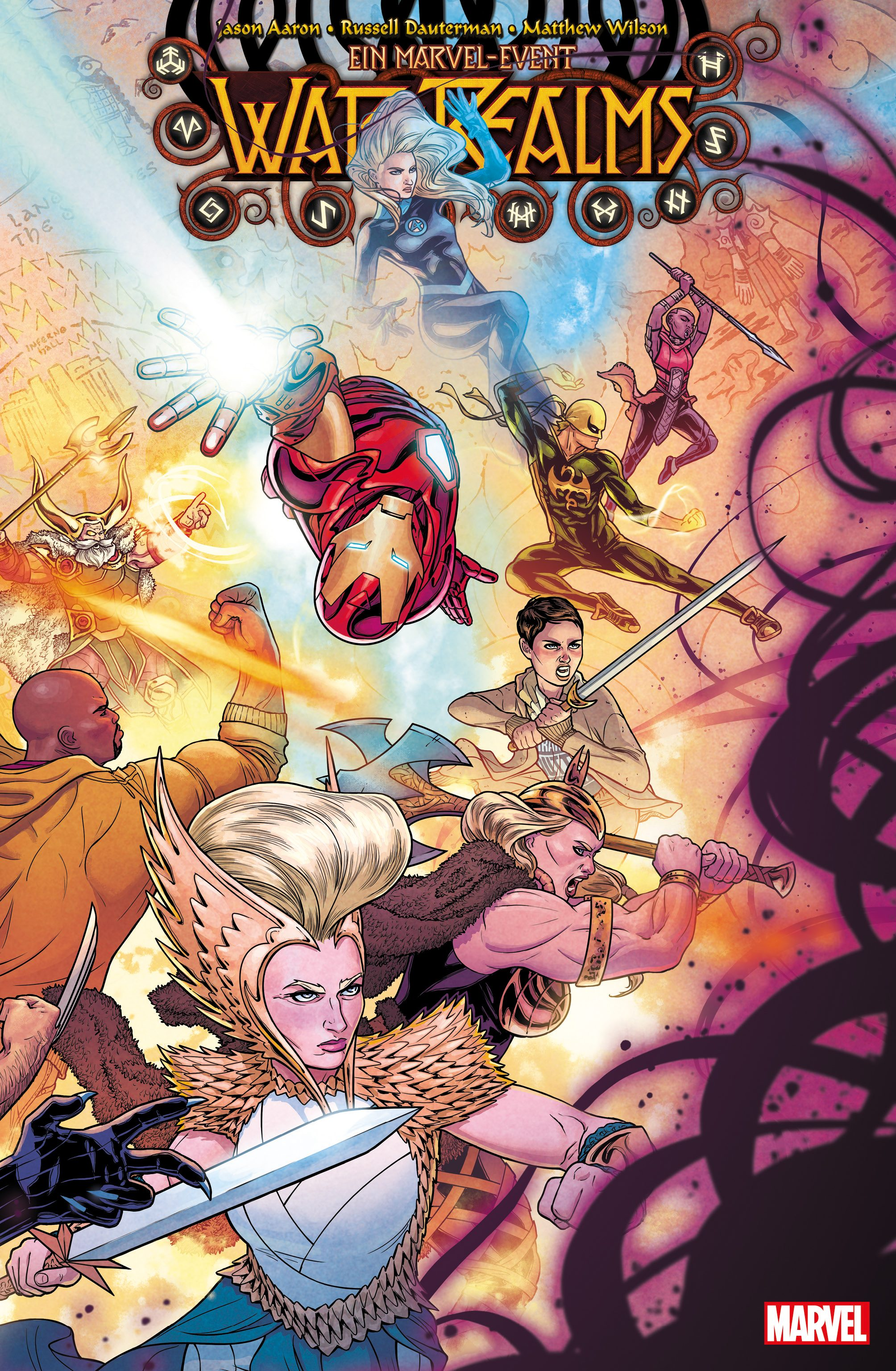 War of the Realms 3 Variant
