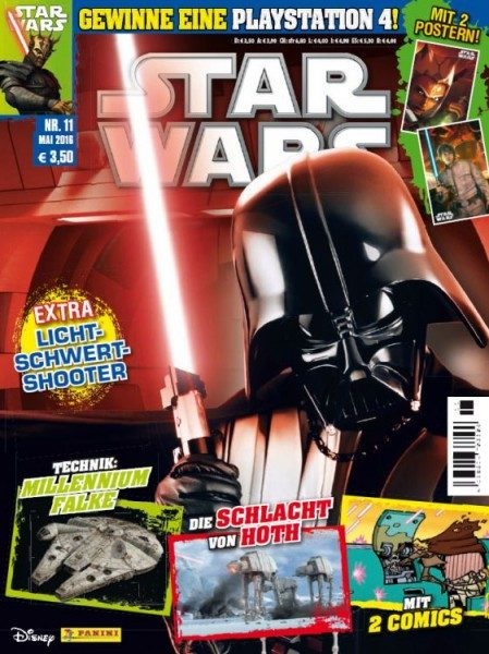 Star Wars - Magazin 11