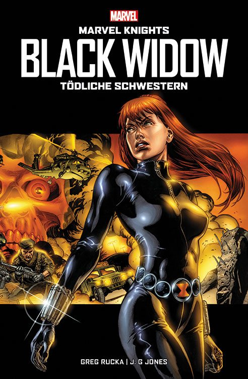 Marvel Knights - Black Widow -...