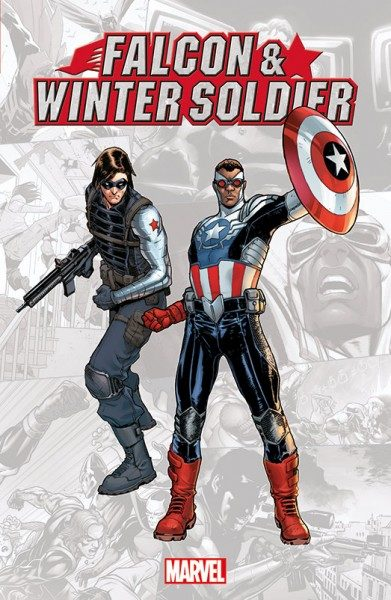 Falcon & Winter Soldier Cover