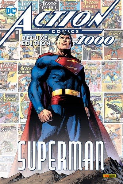 Superman - Action Comics 1000 (Deluxe Edition) Cover