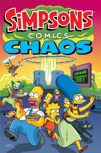 Simpsons Comics Sonderband 25 - Chaos