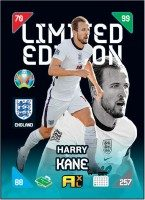 UEFA EURO 2020™ Adrenalyn XL™ 2021 Kick Off – LE Card – Harry Kane (England)