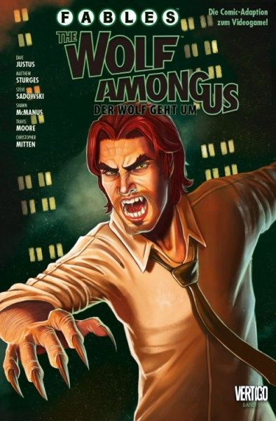 Fables - The Wolf Among Us - Der Wolf geht um 1