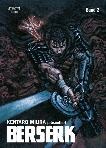 Berserk: Ultimative Edition 2 Cover