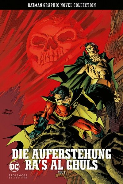 Batman Graphic Novel Collection 58 - Die Auferstehung Ra's al Ghuls, Teil II Cover