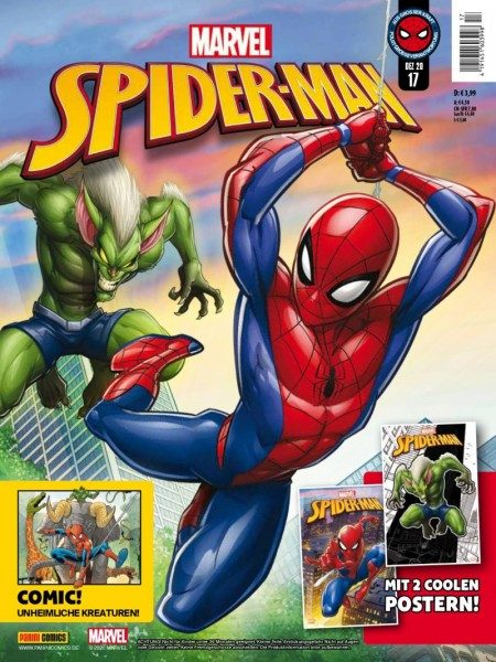 Spider-Man Magazin 17 Cover