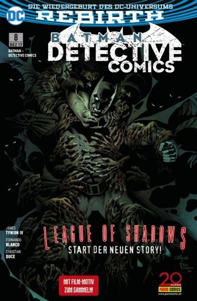 Batman - Detective Comics 8
