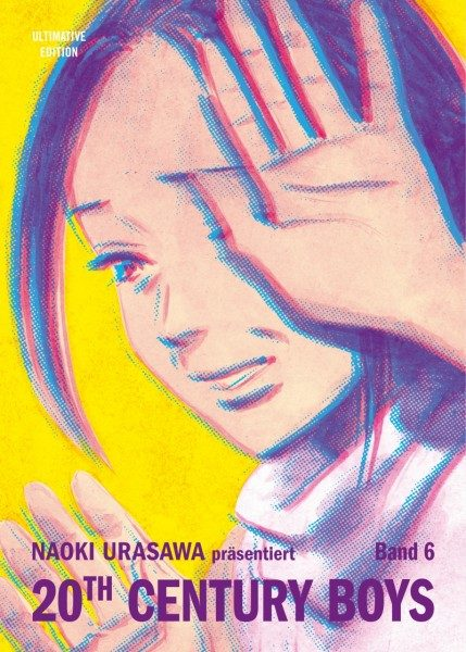 20th Century Boys - Ultimative Edition 6 Cover