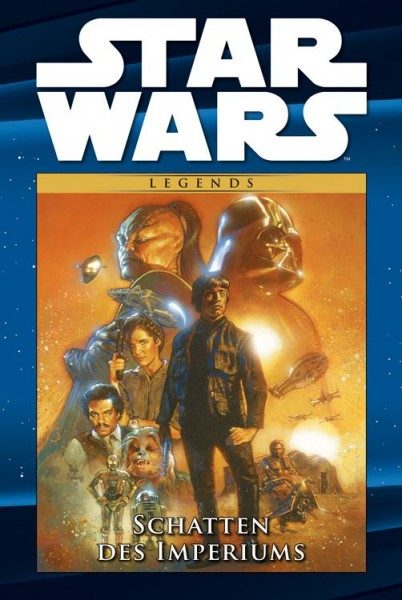 Star Wars Comic-Kollektion 40 - Schatten des Imperiums