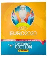 UEFA EURO 2020 - Tournament Edition - Stickerkollektion - Album