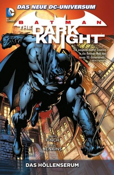 Batman - The Dark Knight Paperback 1 - Das Höllenserum