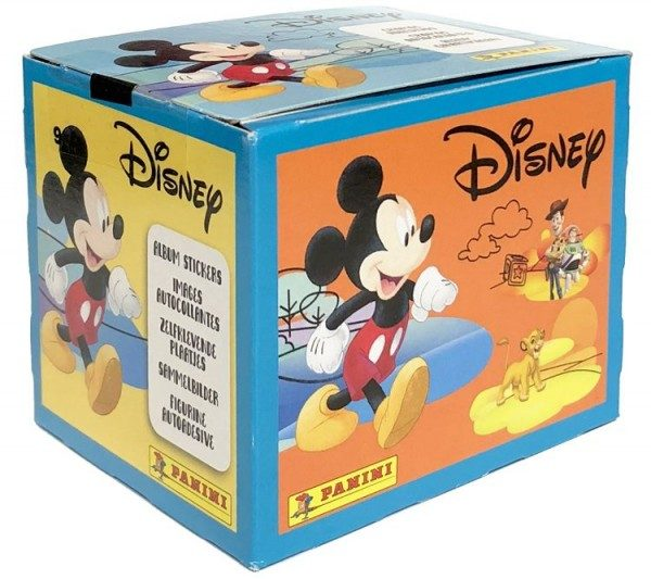 Disney - Mix Stickerkollektion – Box