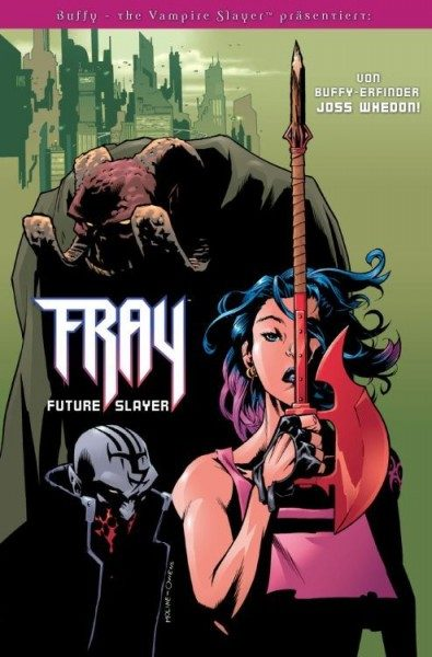 Buffy the Vampire Slayer präsentiert - Fray Future Slayer