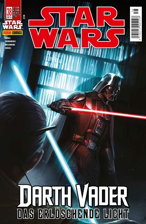 Star Wars 38 - Darth Vader - Das...