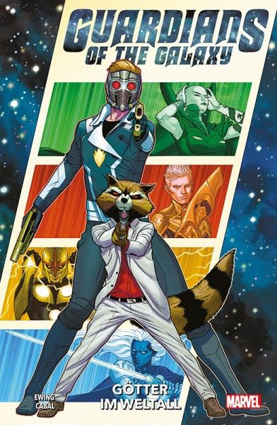 Guardians of the Galaxy 3 Cover
